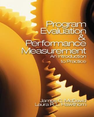 program evaluation and performance measurement mcdavid pdf