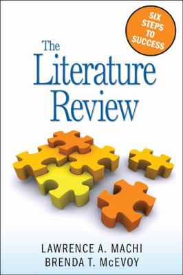 Literature Review: Six Steps to Success