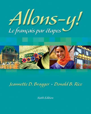 Allons-y! Le Franais par tapes (with Audio CD)
