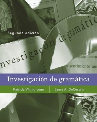 Investigacion de Gramatica