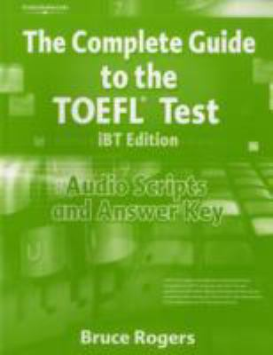 Complete Guide to TOEFL Test... with Answer
