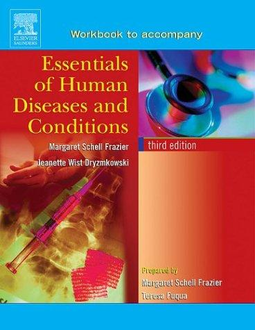 Workbook to accompany Essentials of Human Diseases and Conditions, 3e