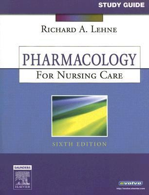 pharmacology for nursing care pdf