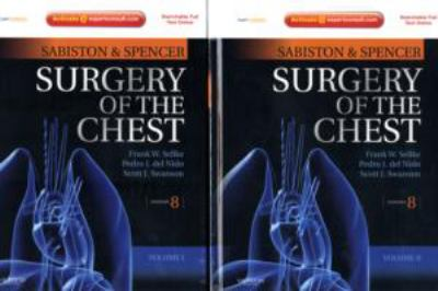 Sabiston spencer surgery of the chest 8th edition
