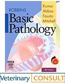 Robbins Basic Pathology: With VETERINARY CONSULT Access, 8e (Robbins Pathology)