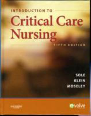 Introduction to Critical Care Nursing, 5e