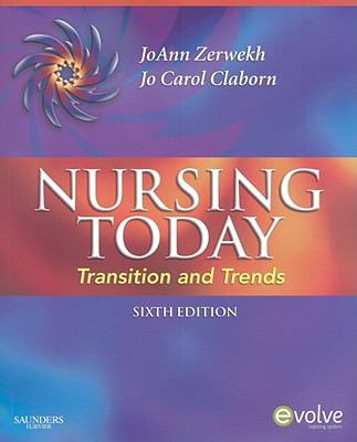 Nursing Today: Transitions and Trends