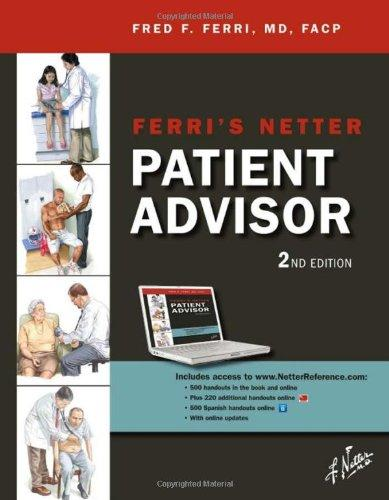 Ferri's Netter Patient Advisor: with Online Access at www.NetterReference.com, 2e (Netter Clinical Science)