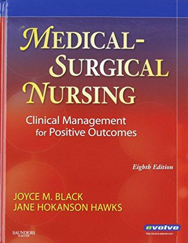 Medical-Surgical Nursing - Single-Volume Text and Virtual Clinical Excursions Package: Clinical Management for Positive Outcomes, 8e