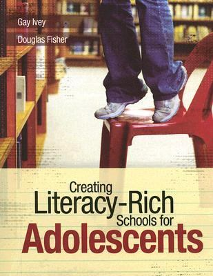 Creating Literacy-Rich Schools for Adolescents