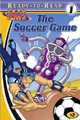 Lazy Town the Soccer Game