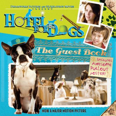 Hotel for Dogs Guest Book