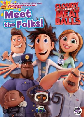 Meet the Folks! (Cloudy With a Chance of Meatballs)
