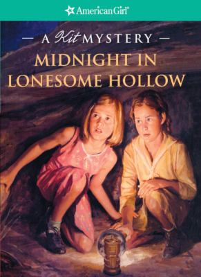 Midnight in Lonesome Hollow: A Kit Mystery