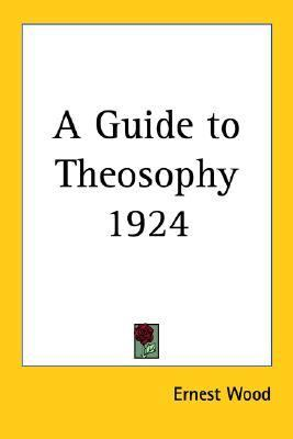 Guide to Theosophy 1924
