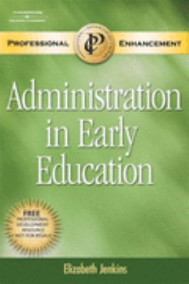 Develop/Admin Child Care/Educ Program-Profl Enhancement Text