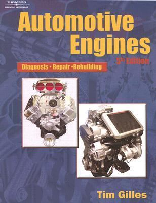 Automotive Engines Diagnosis, Repair, Rebuilding