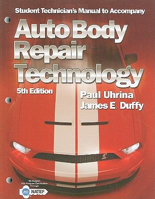 Motor Auto Body Repair: Student Technician's Manual