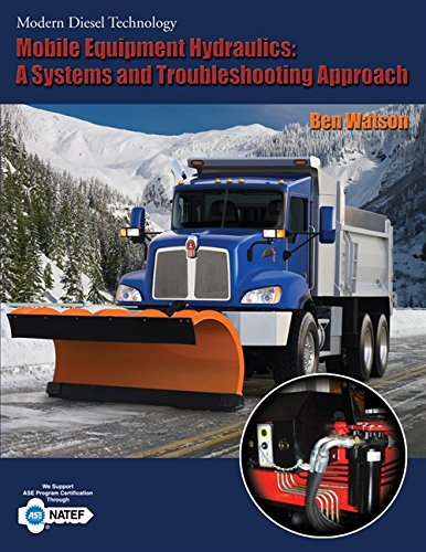 Mobile Equipment Hydraulics: A Systems and Troubleshooting Approach (Modern Diesel Technology Series)