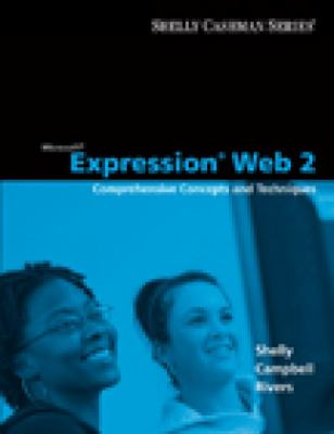 Microsoft Expression Web Comprehensive Concepts and Techniques