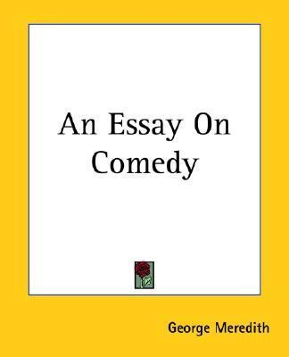 meredith essay on comedy