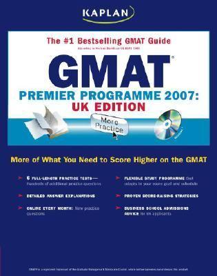 Kaplan GMAT Premier Course Book Edition 2016