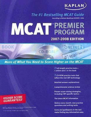 Kaplan MCAT Premier Program 2007-2008
