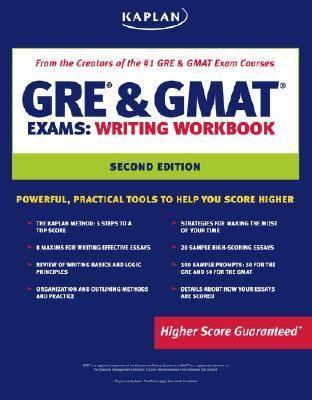 Kaplan GRE & GMAT Exams Writing Workbook