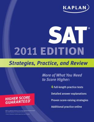Kaplan Sat 2011, Comprehensive Program