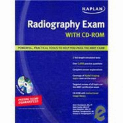 Location & Availability for: Kaplan radiography exam