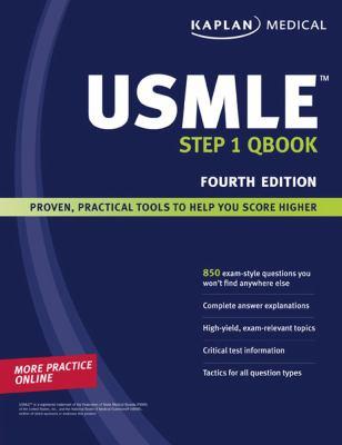 Kaplan USMLE Step 1 Qbook