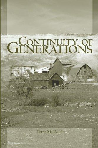Continuity of Generations: A Tale of an American Family