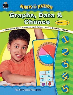Math In Action Graphs, Data And Chance grade 1-2