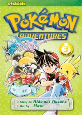 POKMON ADVENTURES, VOLUME 3 (2ND EDITION) (Pokmon Adventures)