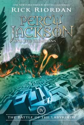 The Battle of the Labyrinth (Percy Jackson and the Olympians)