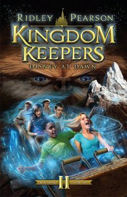 Kingdom Keepers II: Disney at Dawn (The Kingdom Keepers)