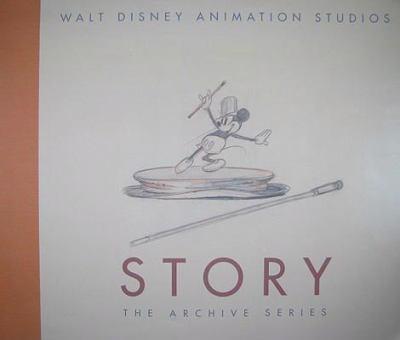 Walt Disney Animation Studios: The Archive Series