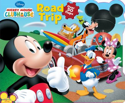 Mickey Mouse Clubhouse: Road Trip