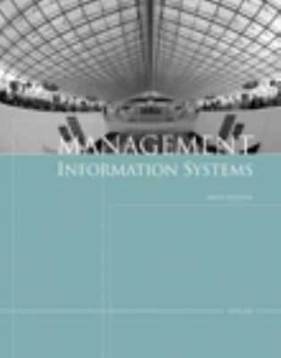Management Information Systems 6e