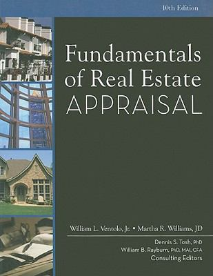 Fund. of Real Estate Appraisal - With CD