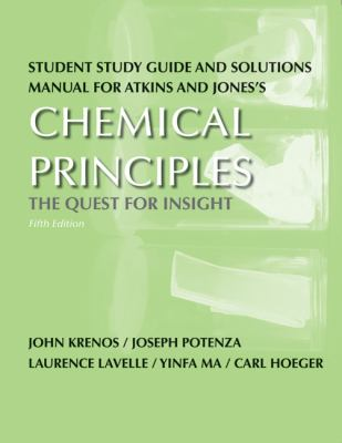 Chemical Principles Study Guide/Solution Manual