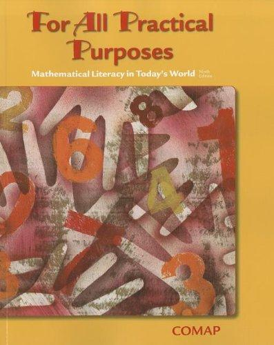 For All Practical Purposes: Mathematical Literacy in Today's World