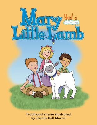 Mary Had a Little Lamb Lap Book