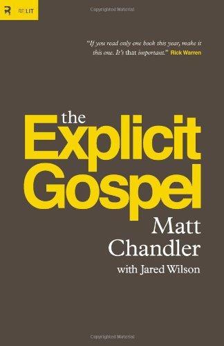 The Explicit Gospel (Re:Lit)