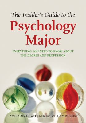 Insider's Guide to the Psychology Major