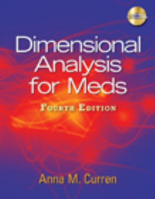 Dimensional Analysis for Meds
