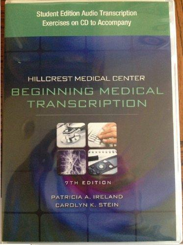 Hillcrest Medical Transcription Hillcrest Product Catalog : Page 1