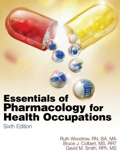 Flashcards for Woodrow/Colbert/Smith's Essentials of Pharmacology for Health Occupations