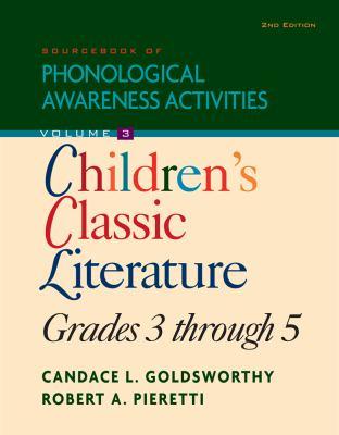 Sourcebook of Phonological Awareness Activities