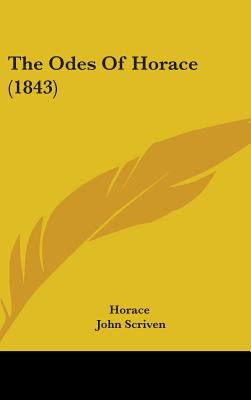 The Odes of Horace (1843)